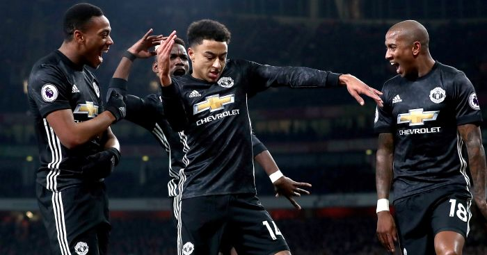 Monday Verdict  Lingard s huge progress  Chelsea  not Utd to     This week s Monday Verdict showcases the vast improvements of Jesse Lingard  at Manchester United  looks at the lessons being learnt by Jurgen Klopp and