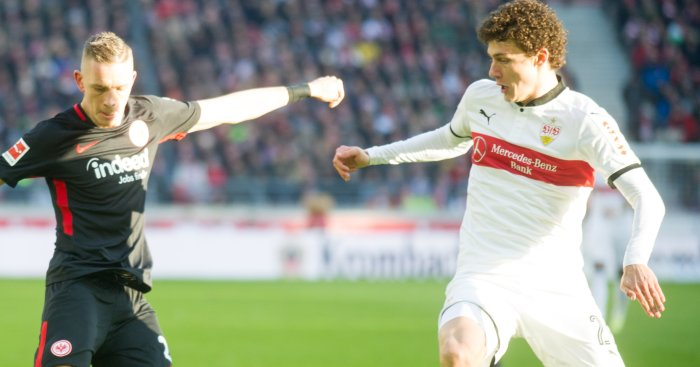 Stuttgart say Liverpool  Tottenham can forget     30m for Pavard     Stuttgart have made it clear the Liverpool and Tottenham target Benjamin  Pavard will not be leaving the club this summer