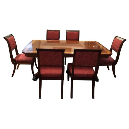 Medium Of 9 Piece Dining Set
