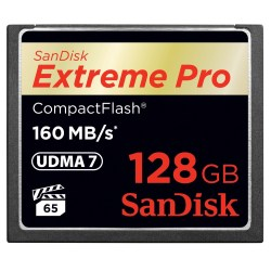 Small Crop Of Cf Memory Card