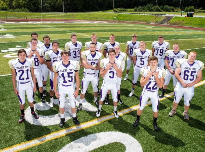 2014 Karns City Seniors