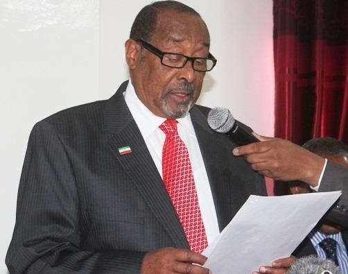Dhegeyso Madaxweynaha Somaliland oo Sheegey In Shacbka Ay Diyaar U Yihiin Iney Ka Go,aan Somaliya