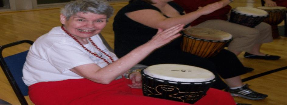 Senior Drumming