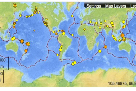 20100122 united states fault line maps earthquakes seizmic activity usgs global earthquake map1
