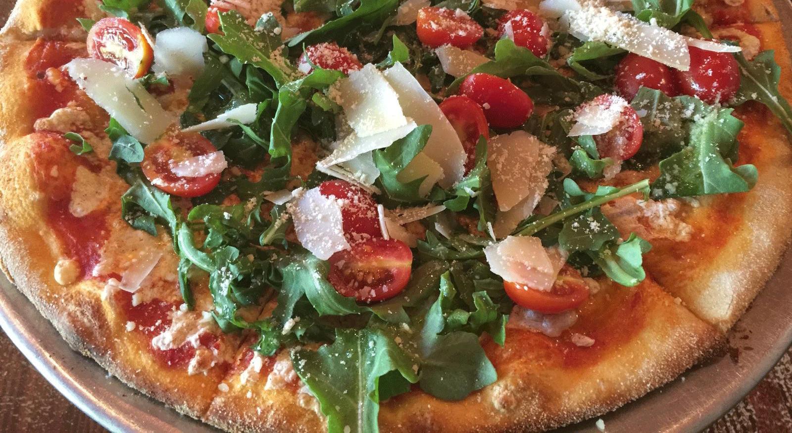 Dacapo Litchfield Pizza