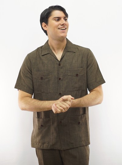 Guayabera Leisure Suit