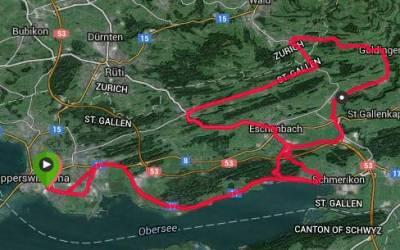 Ironman 70.3 Switzerland – Ricognizione Percorso Rapperswil
