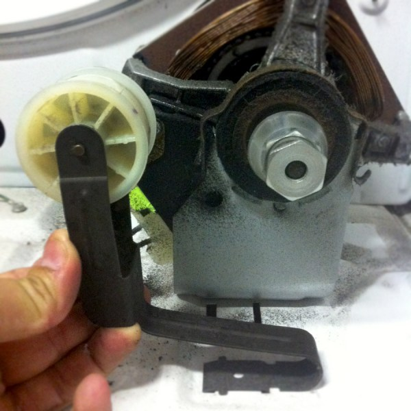 Dryer Drum Belt Tensioner