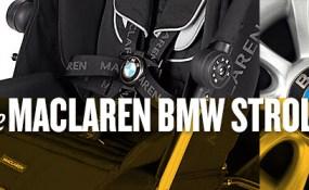 The Maclaren BMW Stroller