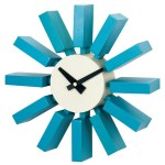 George NelsonBlock Clock