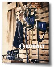 Kobalt 40V Max brochure