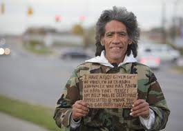 homeless golden voice Should I Blame My Parents?