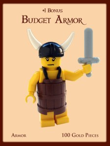budget armor 1 The Toddlers New Clothes