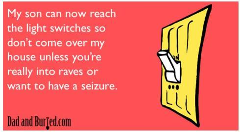 Rave ecard [E card] Homemade Rave