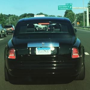 Thats a Rolls Royce With a driver I must meethellip