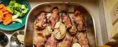 PicOfTheWeek: Browned Chicken Backs