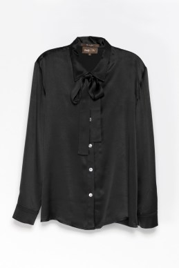 100% Silk Grace Top Shirt (Plain)