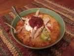 Chicken Tortilla Soup – Vitamix