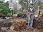 Compost Recipes: Carbon, Nitrogen, Water