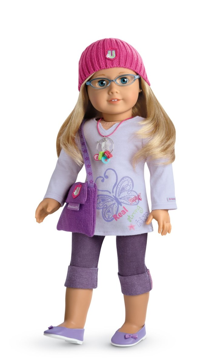 American Girl Offers Just The Right Holiday Gift #giftguide