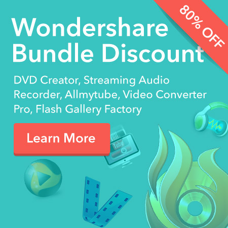 Wondershare Bundles