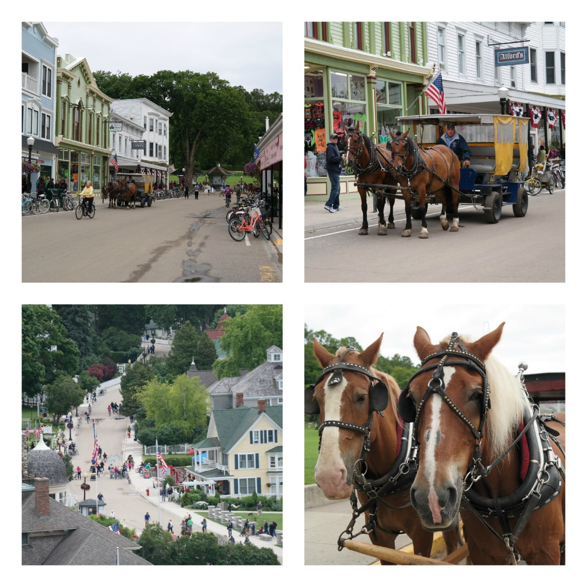 History Comes Alive on Mackinac Island #dadchat