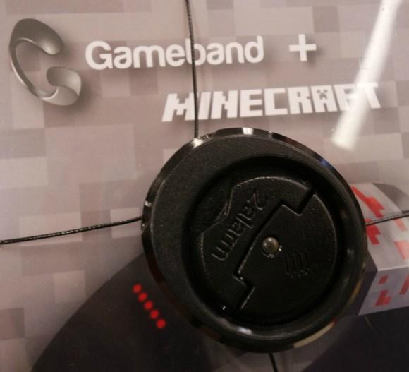 Gameband-MINECRAFT
