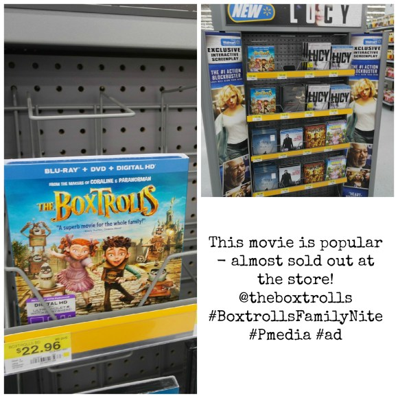 #BoxTrollsMovieNite