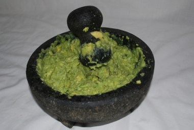 Guacamole Avocado mashed