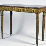 Giltwood Console Table 1