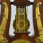 Lyre Clock 7