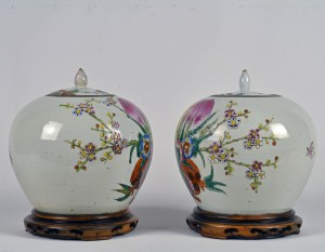 Chinese Ginger Jars 3
