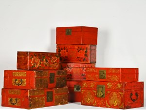 Collection of Chinese Boxes