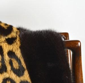 Leopard Mink Jacket 10