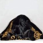 Leopard Mink Jacket 4