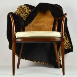Leopard Mink Jacket 8