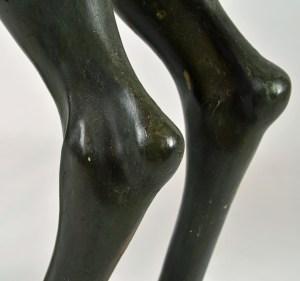 Roman Bronze Deer 7