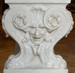 Marble Console Table 2