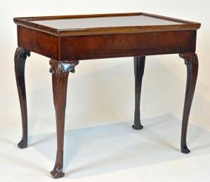 George II Game Tric  Trac Table