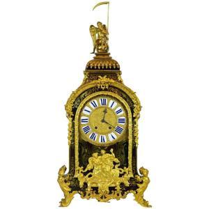 Ormolu Boulle Mantel Clock
