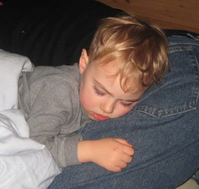 nap on dad 3