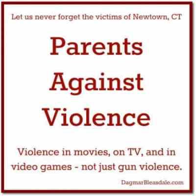 DagmarBleasdale.com: Parents Against Violence