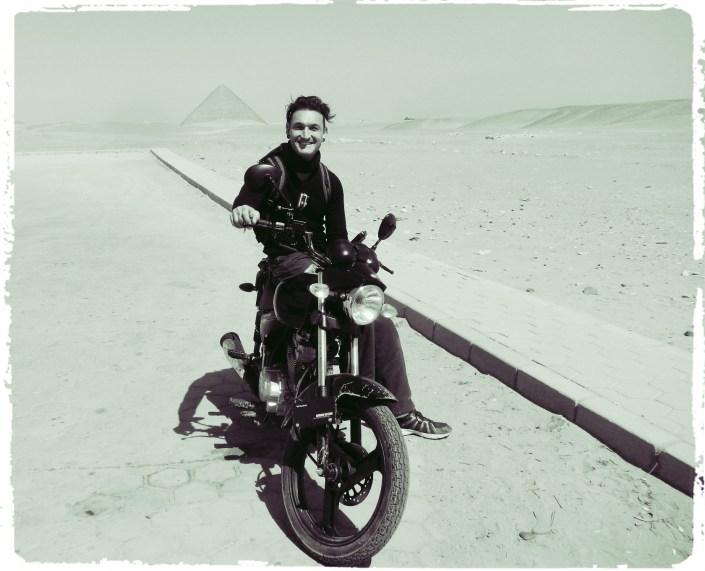 dagsvstheworld, egypt, motorcycle through egypt, wanderlust, adventure