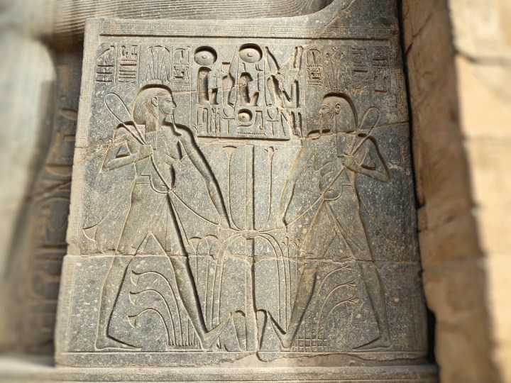 stunning hieroglyphic stone carving at Luxor Temple, motorcycle egypt, luxor temple, egypt, wanderlust, dagsvstheworld, rtw trip, luxor, nile