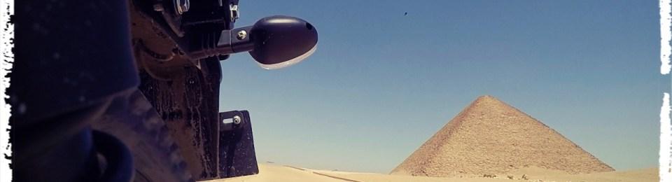 Cairo to El Minya- The Sandstorms of No Return