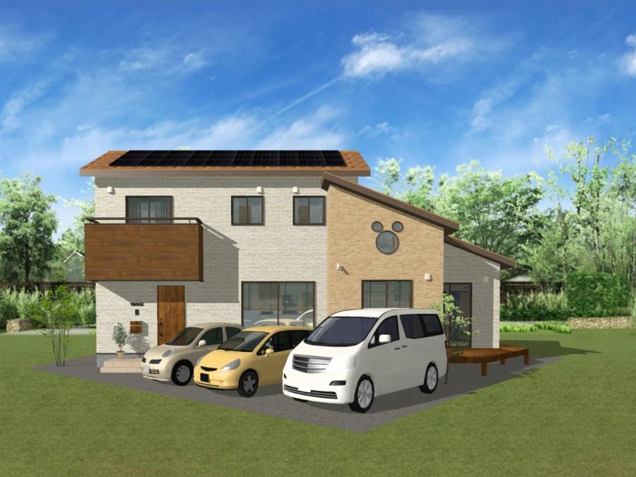 12月23日(土)、24日(日) 富士市松本 「HIBIKI-Premium スキップフロアのある家」OPEN HOUSE