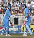 Rahul Dravid & Yuvraj Singh