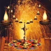 special festivals like Deepawali