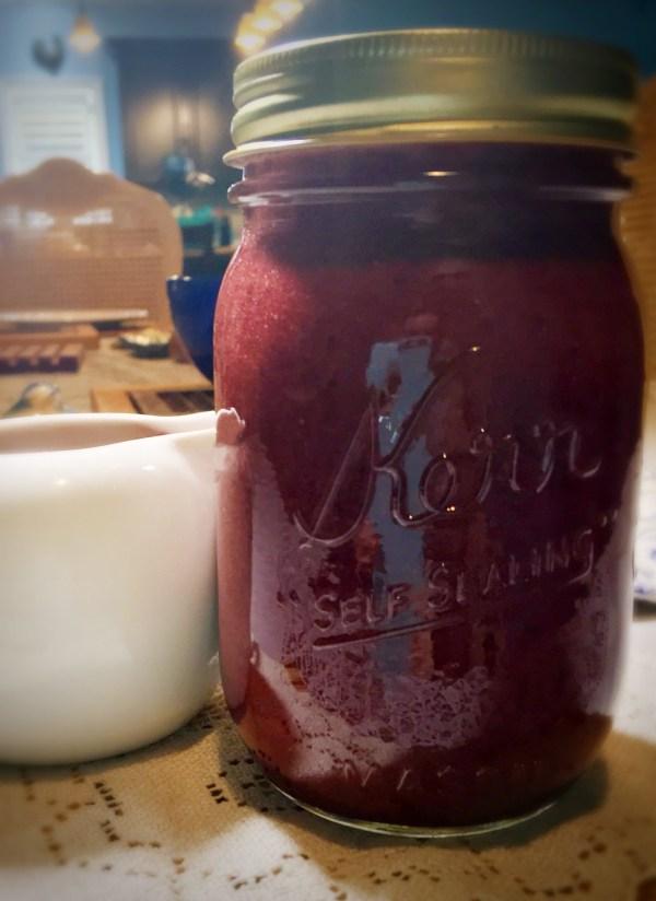 Stupid Easy Paleo Cran-Cherry Sauce