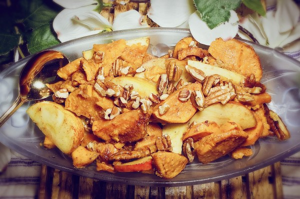 Simple and Sumptuous Sweet Potatoes